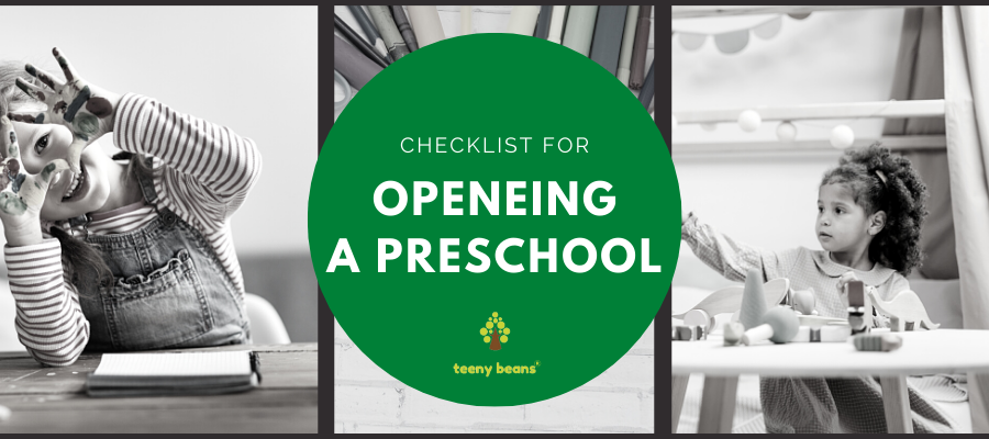 Checklist for opening a preschool in India