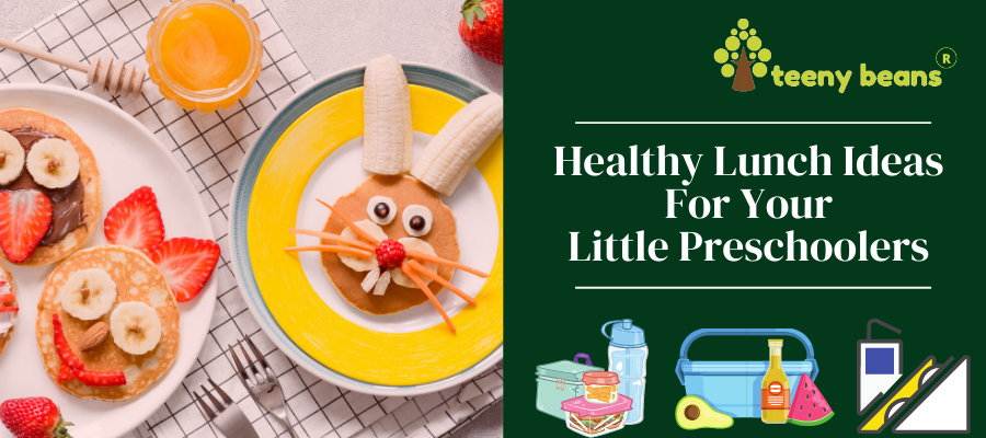 Healthy lunch Ideas For Preschoolers