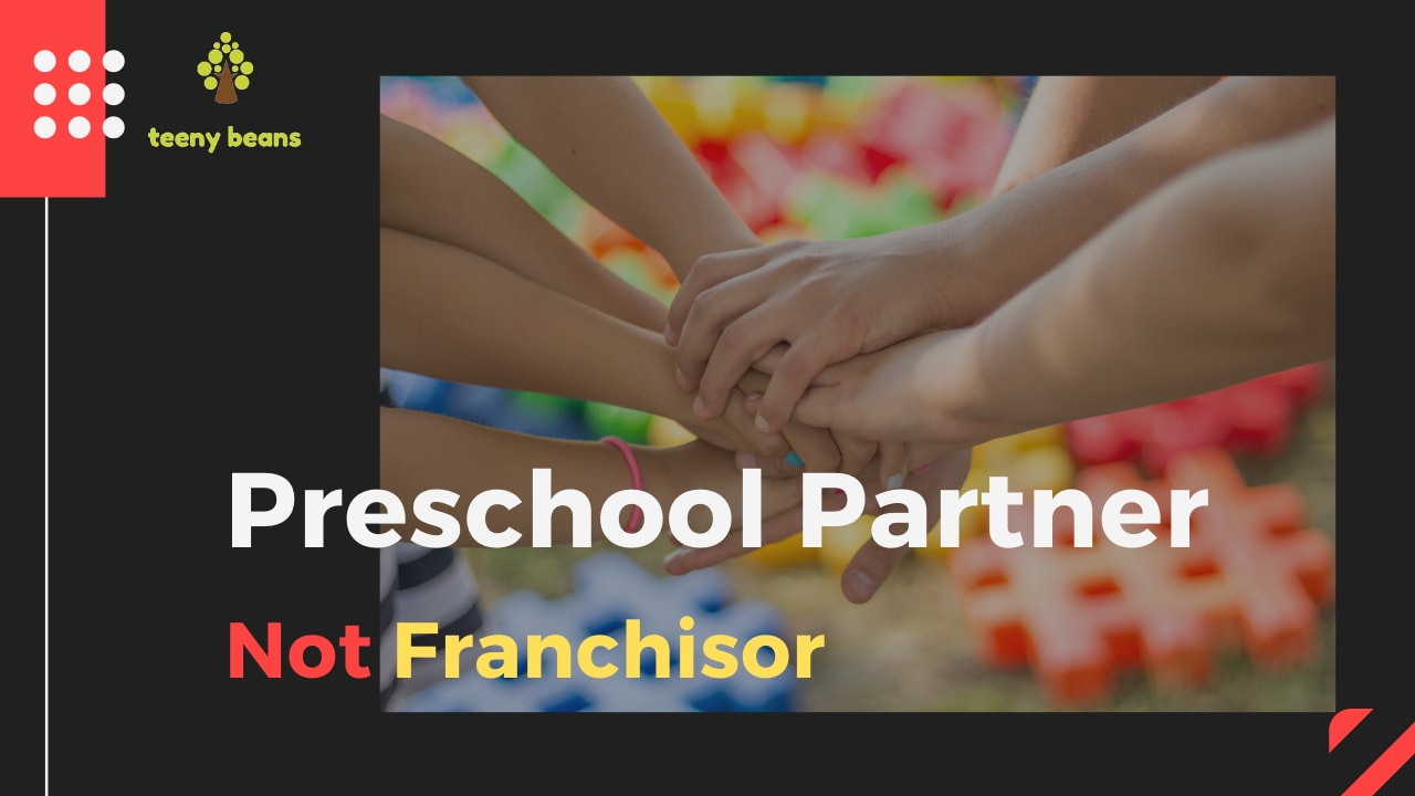 Preschool Partnership with TeenyBeans